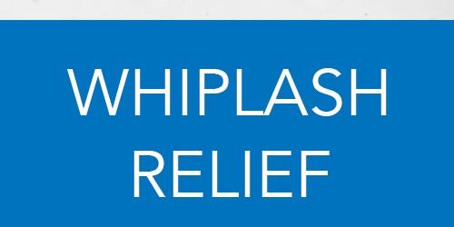 WHIPLASHRELIEF