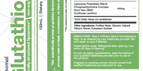Liposomal-Glutathione