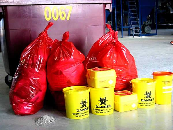 Bio Medical Waste Solution
