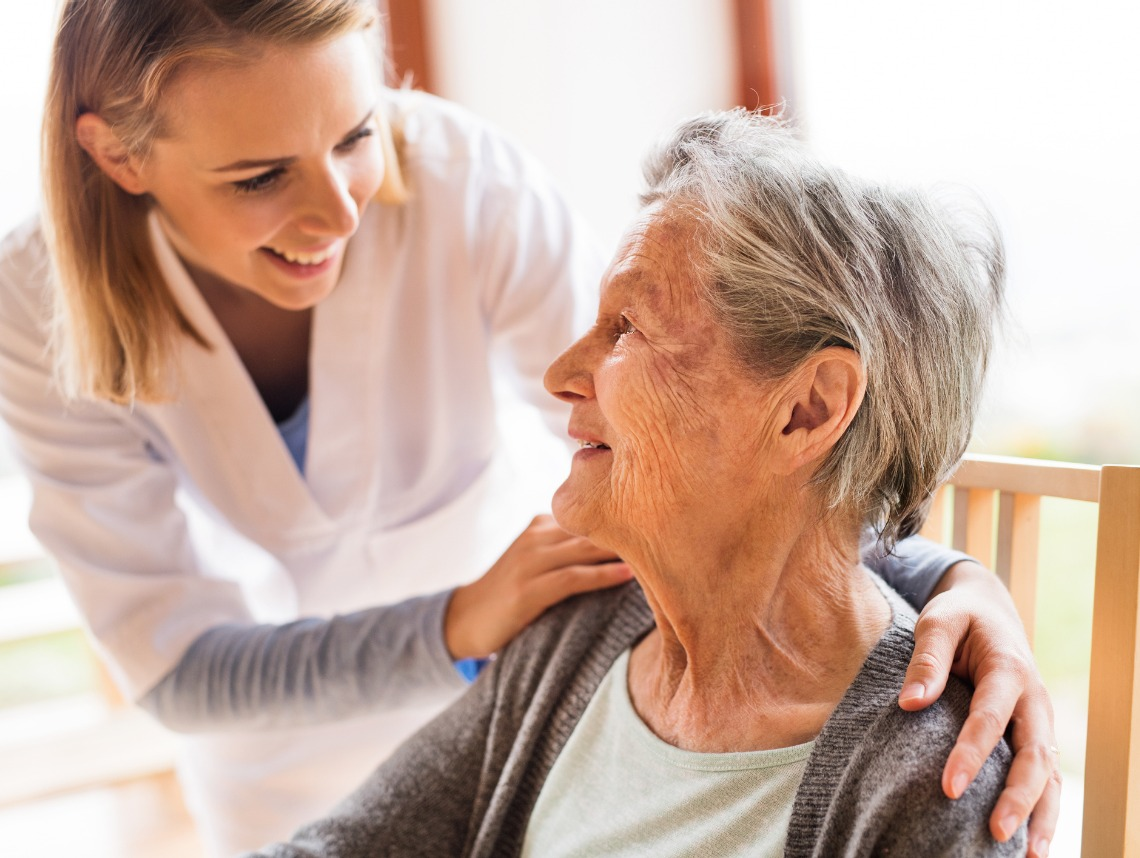 What does an Elderly Caregiver Do