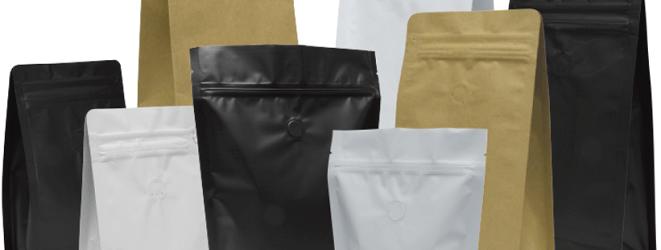coffee bags packaging