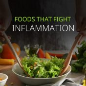 The Foods That Help Fight Inflammation