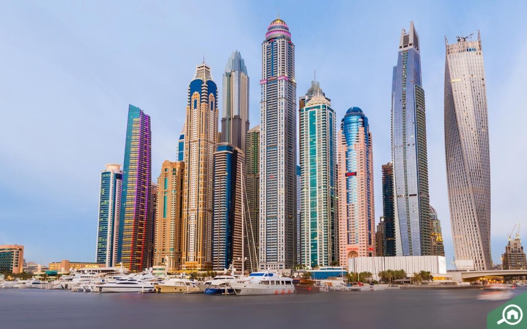 Information About Dubai Marina