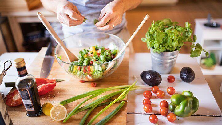 'Diet During Hodgkin's Lymphoma'
