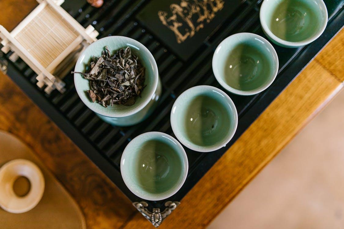 Hamper Tea or Herbal Drinks